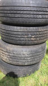 Pneus été 195-60-R15 - Summer Tires