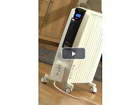 Delonghi Dragon 4 2.5kw oil filled radiator