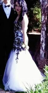 Tony Bowls Gown