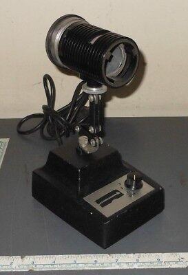 Bausch Lomb Transformer Bl 120v Microscope Illuminator W Light Holder