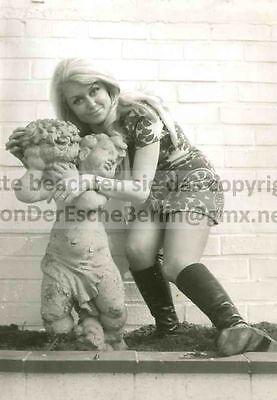 STARLETS: Helen HARTER LADY LOVE - 3 OriginalFotos VINTAGE - Fotos: Ingo BARTH