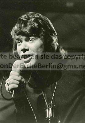 STARLETS: Jerry RIX Schlager - OriginalFoto VINTAGE STARFOTOGRAF: Ingo BARTH