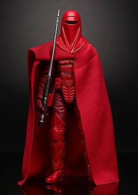 Star Wars 2017 Black Series 6  Inch Wave 1 Royal Guard   In Hand