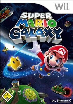 Super Mario Galaxy per la Wii