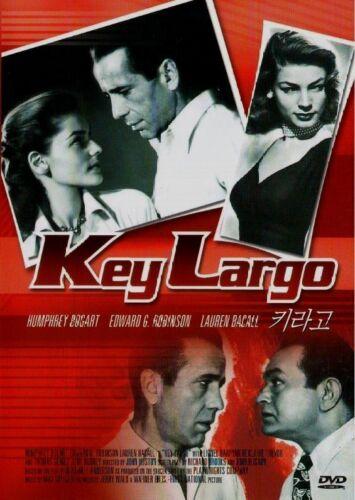 Key Largo (1948) Humphrey Bogart [DVD] FAST SHIPPING
