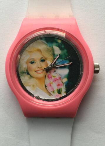Dolly Parton tshirt - Retro 80s designer watch