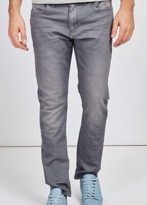New Mens Mish Mash UFO Grey Jeans W30 L32 £19.99 Or Best Offer RRP