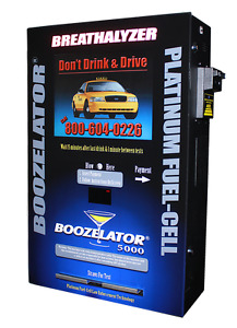 breathalyzer vending machine with lcd screen for advertising!!!