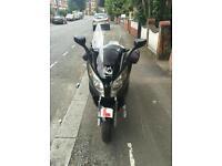 Honda 125cc swing