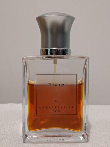Vintage Original TIARE DE CHANTECAILLE Parfum Spray 1.7 fl oz  80% full
