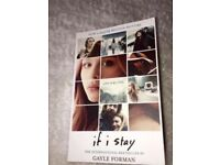 Book If I stay- Gayle Forman