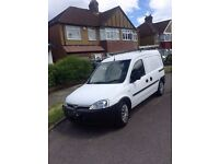 2009 Vauxhall Combo White, Drives Well, Great Condition