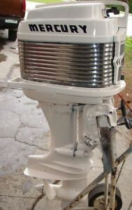 Wanted 50s/60s 4 cylinder Mercury outboard