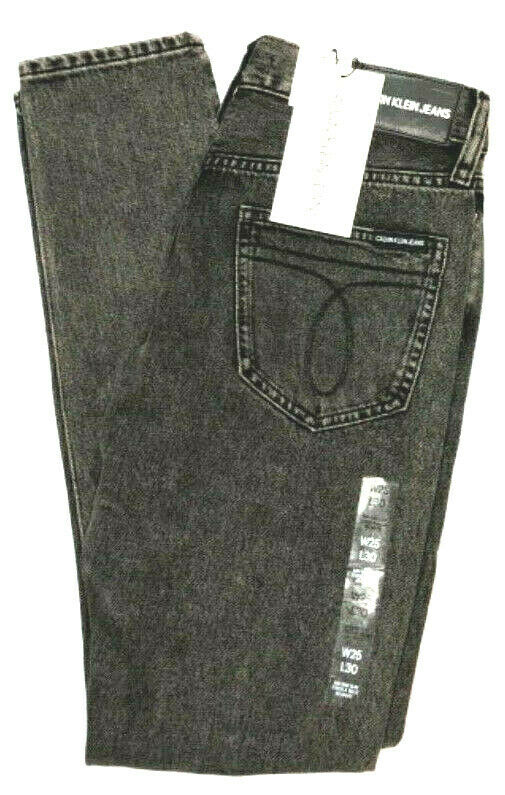 Calvin Klein CKJ 021 Womens Sizes 25-31 Mid Rise Slim Fit Ch