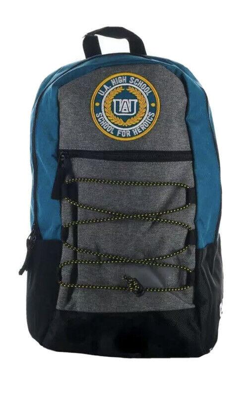 My Hero Academia U.A. High School Backpack (Bioworld), NWT