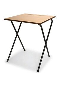 Titan : Beech Folding Exam desk for Schools tc66ed