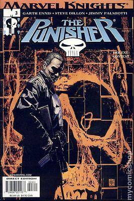 Punisher #3 (2001) Marvel Comics