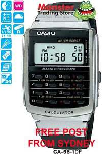 AUSTRALIAN-SELLER-CASIO-WATCH-CALCULATOR-CA56-CA-56-CA-53-CA53-12-MONTH-WARRANTY