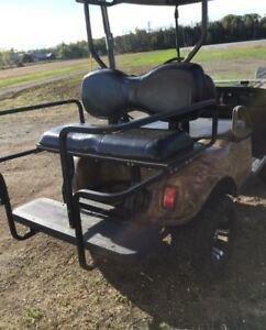 2005 EZ-GO lifted 4 seater Golf Cart