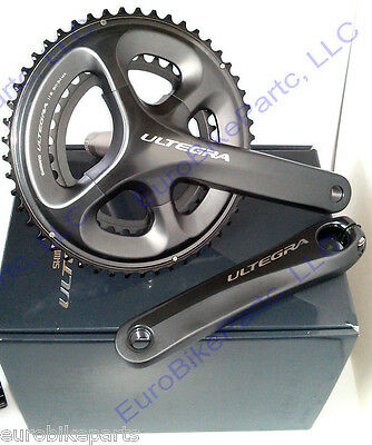 SALE! Shimano ULTEGRA 11s 6800 Crankset 172.5 x 52/36 Great for 9000 Mid-Tight
