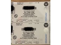 All Time Low Tickets March 16th