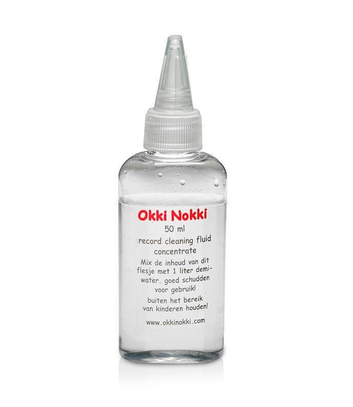 Okki Nokki Reinigungskonzentrat (50ml) für 1 Liter, für RCM mk 2