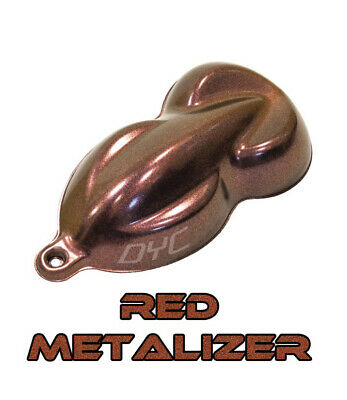 Performix Plasti Dip Red Metalizer Aerosol Spray Can Wheel Rim Kit 11oz