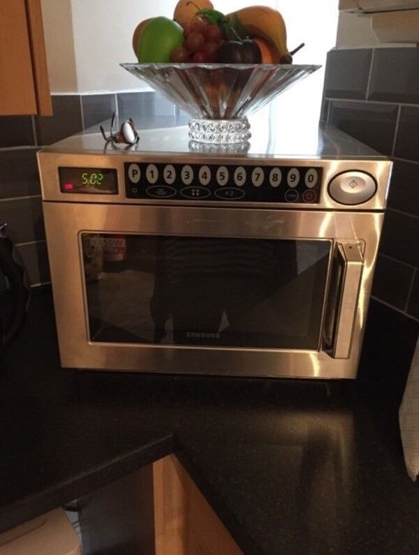 Catering microwave