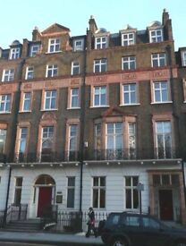 Russell Square Serviced Office (WC1B) - private, flexible, furniture optional!