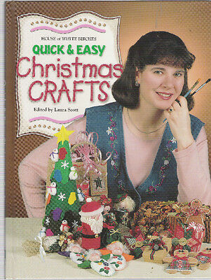 QUICK & EASY CHRISTMAS CRAFTS ~ SALE ITEM