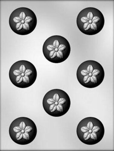"Clear CK Products 8H-13105 Flower Sucker Candy-Making-Molds 9/"" x 6/"""