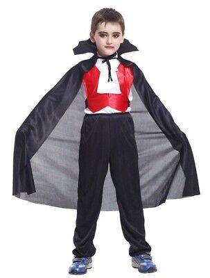 Boy Vampire Costume (Vampire Boy Costume)