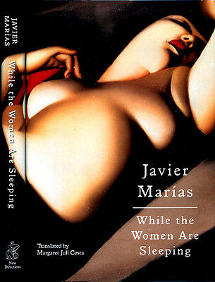 While The Women Are Sleeping Javier Marías Spanish Short Stories Signed Trans.