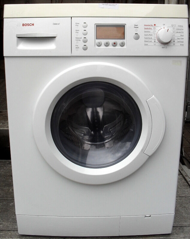All In 1 Bosch Exxcel Wvd24520 Washer Dryer For Sale Rpr
