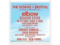 Downs Festival, Bristol 2nd September 2017