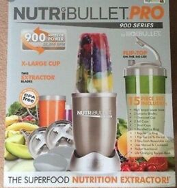 nutribullet 900 series brand new boxed