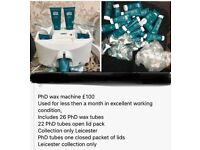 PhD wax kit