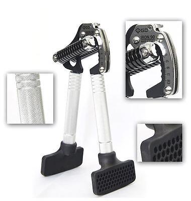 GD IRON GRIP EXT P 90 Hand Gripper 6-Level 55~198lbs Extra Handle & Pinch Grip
