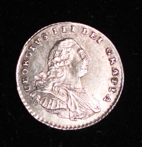 1792 George III Silver Penny