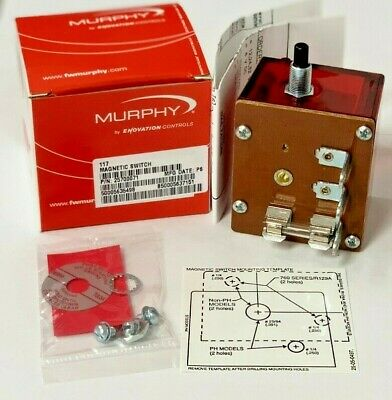 Murphy 117 Tattletale Magnetic Switch 25700071