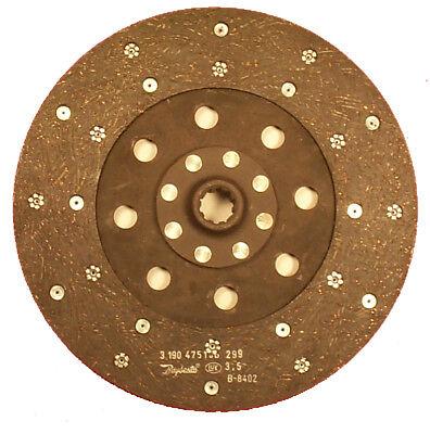 328-0083-16 Woven Clutch Disc For Massey Ferguson 233sc 234sc Tractors