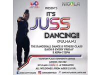 Dancehall Dance class