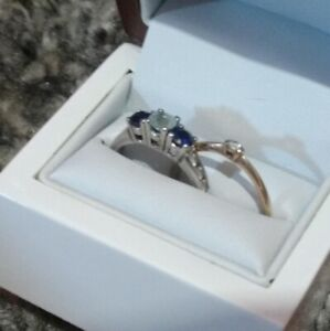 Lost: Personalized engagement ring