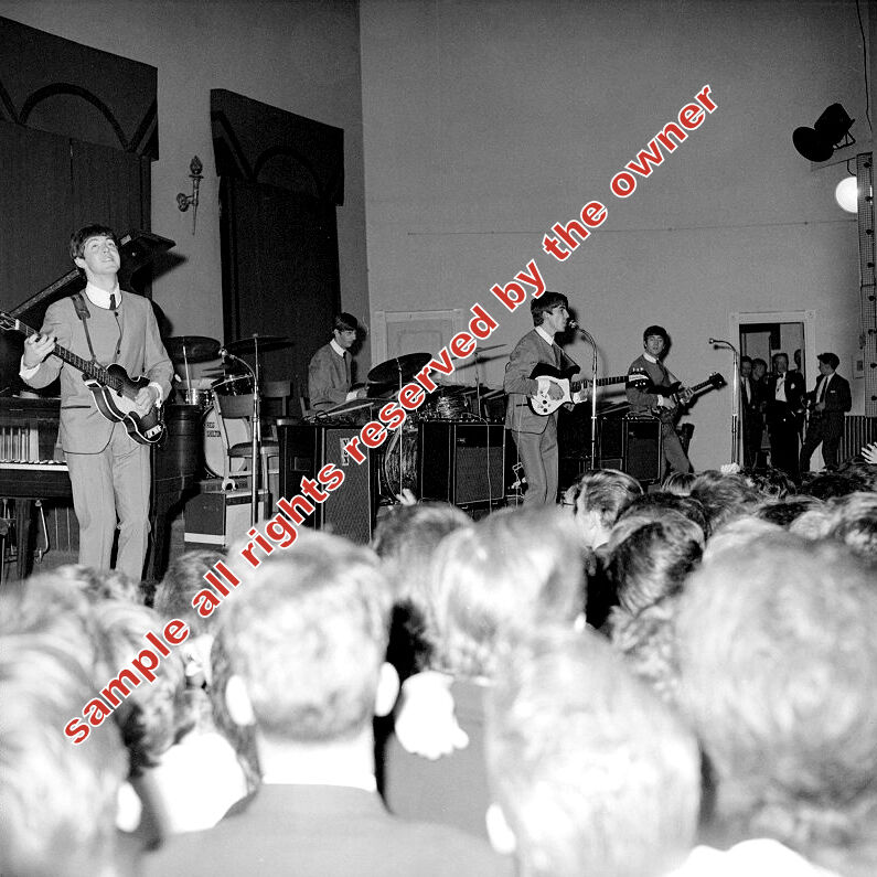 BEATLES Rare collection of 8 PHOTOS (2 avail) $AVE 60`s