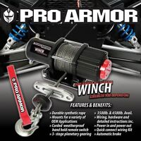PRO ARMOR WINCH 4500 lbs - NEW - FREE SHIPPING