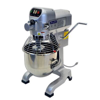 Atosa Ppm-20 Etl 20 Qt Planetary Mixer Bakery Dough Food Prep 1 12 Hp 115volt