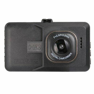 3.0 inch LCD Dash Camera Video Car DVR Recorder Full 1080P HD G-Sensor 32GB HR 32' Full 1080p Lcd