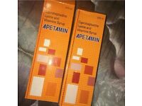 APETAMIN ONE FOR £13 TWO FOR £25 THREE FOR £36 POST OR MEET TO COLLECT UK ONLY