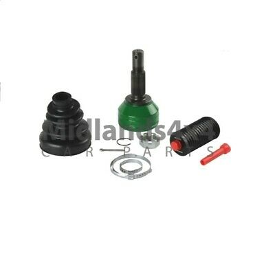 Convient nissan x-trail 2.2 dci turbo diesel driveshaft CVJoint /& bootkit 2001 /> onwards