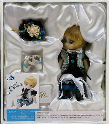 Jun Planning AI Ball Jointed Doll - IRIS import! NEW! A-703 NRFB BJD